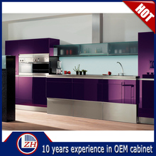 modern kitchen design for indian kitchen cabinets in acrylic door