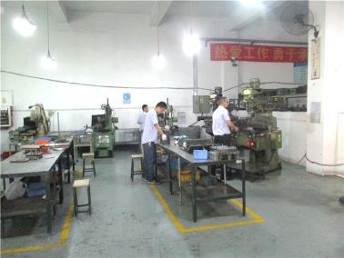 Mold Processing