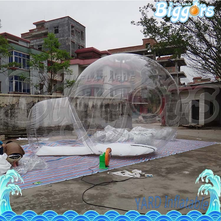 Wholesale Price Hot Popular Inflatable Bubble Camping Tent Outdoor Inflatable Bubble Room