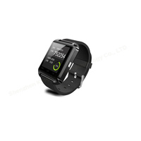2015 Fashion hot sale bluetooth smartwatch U8 watch veay cheap support android phone factory price smart watch