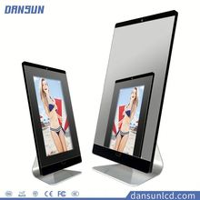 Digital Signage 42 Inch Lcd Advertisement Display Lcd Magic Mirror Tv Mirror