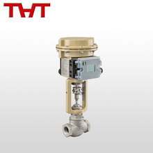 stainless steel regulating natural gas solenoid valve