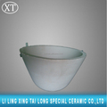 Ceramic Crucible For Melting fire assay crucible