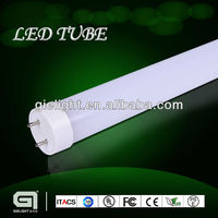 High efficiency wide voltage led tube light 3000 lumen