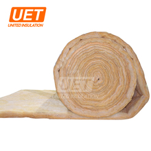 Reinforced Aluminum foil glass wool insulation