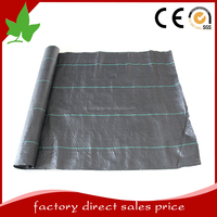 hot sale agricultural product pp woven ground cover 70GSM 80GSM 90GSM