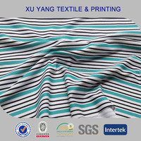 High quality nylon elastic fabric for swimwear dress