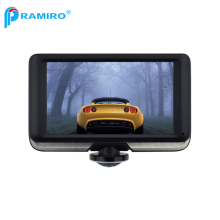 360 degree car security camera with CE certificate dual lens car dvr recorder