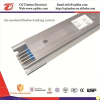 Low and Mediumn Voltage Air Insulated Bus bar Trunking System for Power Transmission and Distribution