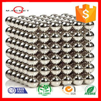 Sphere magnet and magnetic ball N35 NdFeB for toys