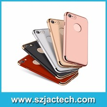 360 Degree Full Coverage Case TPU Silicone Shockproof Back Cover For iPhone 7 /6 6plus/ 5 5se