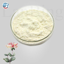 GMP standard water souble free sample bulk pure natural honeysuckle flower extract powder
