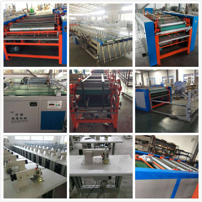 25 kg pp woven bag making machine polypropylene big bag polythene bag making machine
