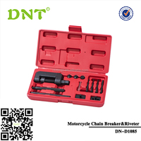 High quality Chain Breaker And Riveting Tool Set for Motorcycle Tools /china supplier/professional auto tool