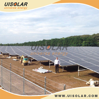 1000w Top Sale,No MOQ ground mounted solar panel systems