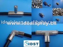 Slip Lock Fittings with Mist Nozzle