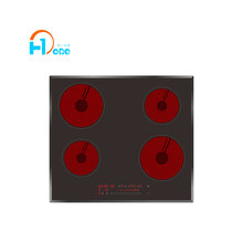 Nice Looking Hot Sale New Touch Control radiant cooking <strong>heater</strong> built in ceramic hob 4 burner electric hot plate cooker