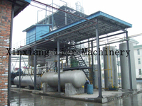 Auto-feeding Low Cost High Profit Used Oil Recycling Refineries/Distillation Oil Production Line