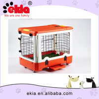 Foldable Luxury Dog Carrier, Wholesale Large Pet Carrier With Wheels
