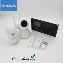 OEM ODM 3g Gsm Intelligent Gprs China Tcp Ip Anti-theft House Wifi Burglar Wireless Smart Home Security Alarm System
