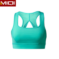 Custom Fitness Apparel With High Quality Premium SUPPLEX Women Dri Fit Sexy Sport Wear Yoga Sports Bra