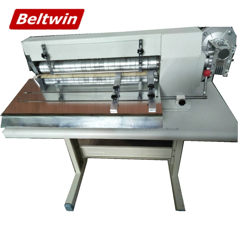 Beltwin Pneumatic Leather Belt Endless Belt Cutting machine under 600mm