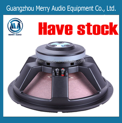HAVE STOCK!! Super woofer speaker 18 inch with 4inch coil, Best Price!! MR18220100J