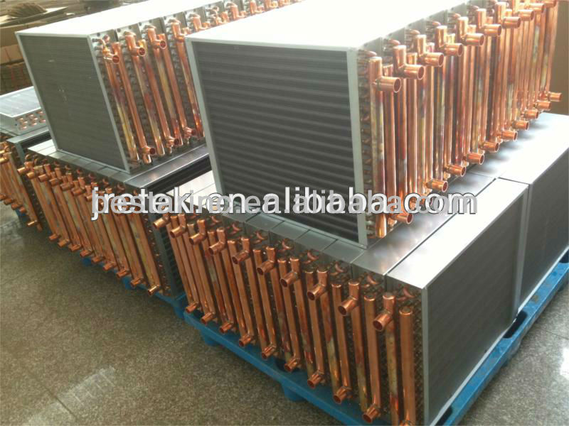 Water to Air Heat Exchanger/Hot Water Coil/Outdoor Wood Furnace parts