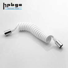 ABS Flexible Shower Hose For Water Plumbing Toilet Bidet Sprayer Telephone Line