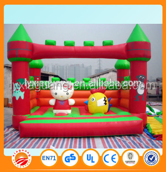Children Games inflatable bouncer inflatable jumping castle