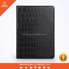 China Factory PU Case for Ipad Case crocodile pu leather for ipad air 2 case
