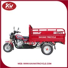 KAVAKI china wholesale high quality 3 wheels cargo tricycle