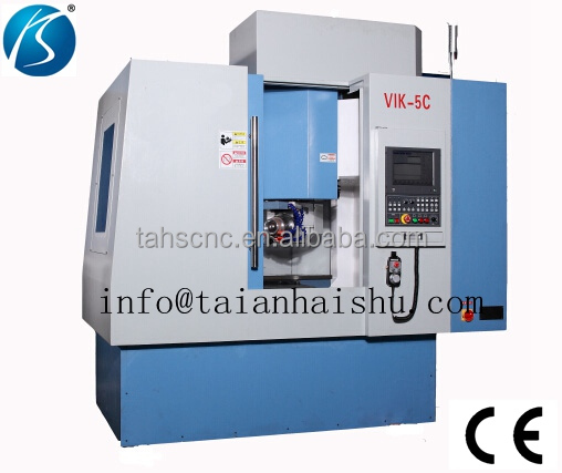 five axis cnc machine