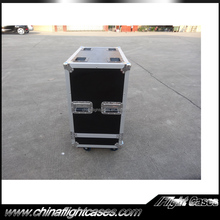 ATA Standard Audio Speaker Flight Case for HK Audio Speakers with Caster Board