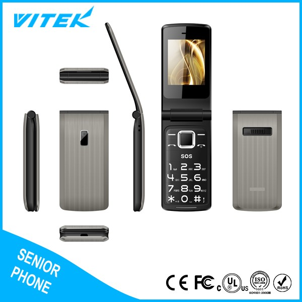 New 3G Wcdma Senior Cell Phone,Big Button Flip 3G Phone,Talking Voice Keypad Sos Buttons Senior Elders Easy Using Mobile Phone