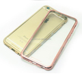 2016 new arrival three rows Diamond gold / silver color plating tpu case for iphone 6 6s plus