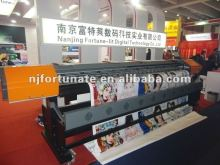 3.2m Inkjet Printer with double dx5 printheads
