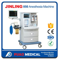 Surgical & ICU Equipment JINLING-850 anestesia for hospital