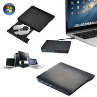Portable Ultra Slim USB 3.0 External CD-RW DVD-RW Burner Writer Recorder for iMac/MacBook/MacBook Air/Pro Laptop PC Desktop