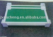 Green Corrugated Packing Box