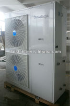 HVAC heating and cooling system and domestic hot water all in one air conditioner heat pump-R410A 20kw