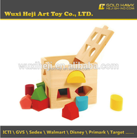 Wooden Educational Toys Wooden Game for children