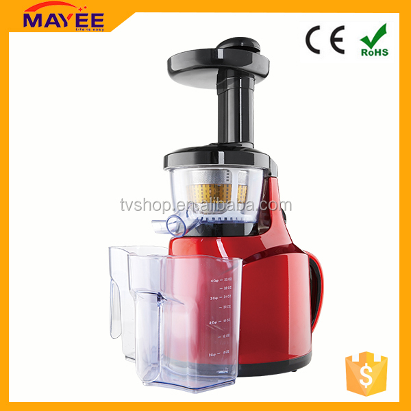 2015 Professional Juice Extractor with CE Approved fruit and vegetable slow juicer extractor