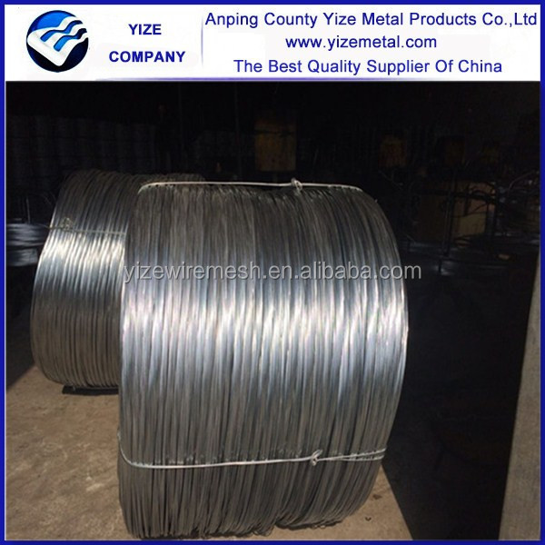 low carbon wire rod Q195 Electro gi wire (China quality factory)