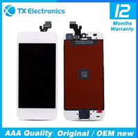 Wholesale lcd screen for iphone 5,for iphone dealer original paypal