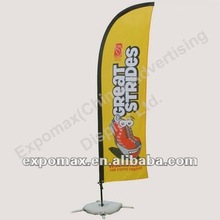 New Arrival !!Hot sales outdoor beach flag,outdoor flying flag,feather flag