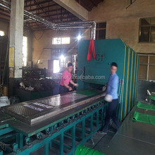 Rubber Pads Making Machine /Automotic Heating Rubber Sheet Curing Press