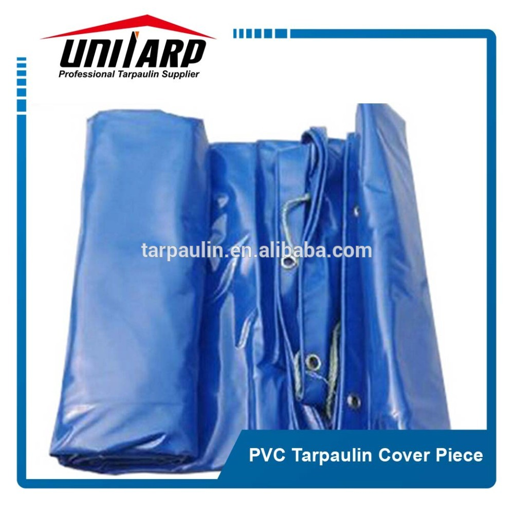 650g blue color pvc coated tarpaulin <strong>material</strong> for sale