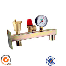 thread ball valve customized copper safety tp rmc