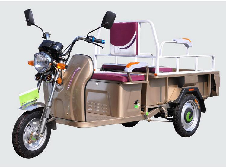 ELECTRIC BATTERY OPERATED THREE WHEEL RICKSHAW